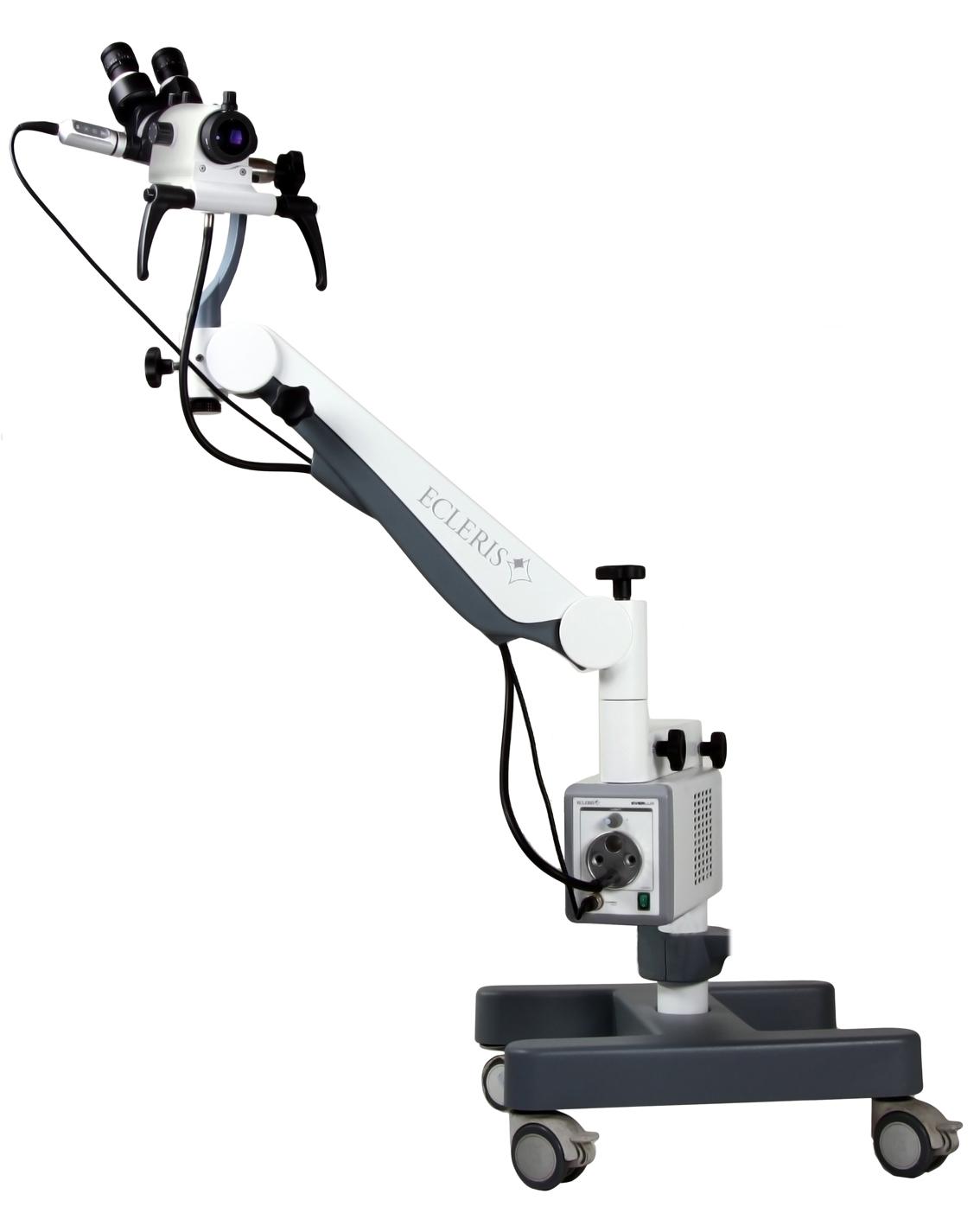 Colposcopio de brazo pantográfico CI-100F