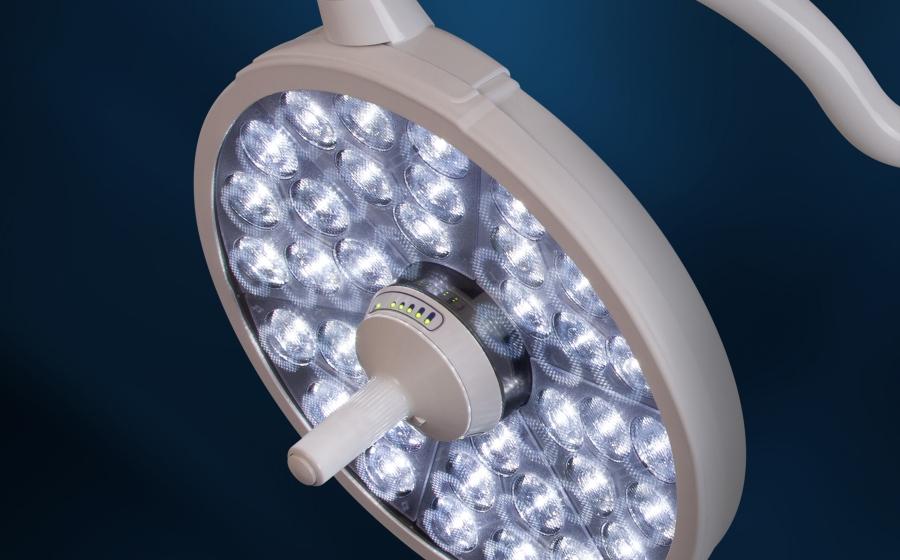 LAMPARA SENCILLA LED MI-1000